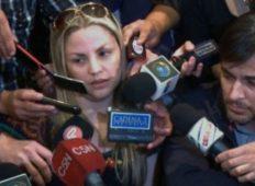 Carolina Píparo: «Sentimos que estaban en peligro nuestras vidas»