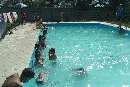 Verano ATR: 400 chicos asisten diariamente al programa del gobierno provincial