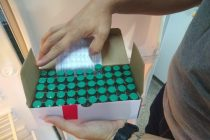 Llegaron  a Olavarria 500 primeras dosis de la vacuna Covishield