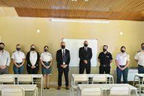 Alak anunció un plan de capacitación penitenciaria en Sierra Chica