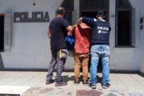Hicieron efectiva la detención de un hombre por un robo agravado
