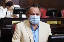 Celillo fue elegido nuevamente Vicepresidente segundo del senado