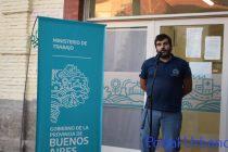 Alejandro Santillán en el homenaje a Carlos Moreno: «No hay un país que crezca si los trabajadores están mal»
