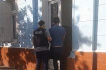 Violencia de género: Tras un allanamiento detienen a un hombre