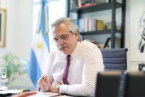 Alberto Fernández dio positivo de coronavirus y se encuentra aislado en la Quinta de Olivos