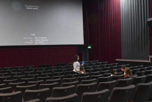 Habilitan la apertura de cines en la provincia, la ocupación será del 50%
