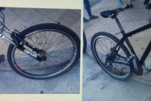 Encontraron  dos bicicletas y buscan a sus propietarios