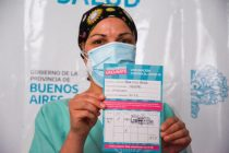 """Kicillof: """"En la provincia ya tenemos casi 2 millones de inscriptos para vacunarse"""""""