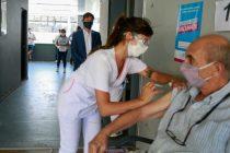 """Kicillof en operativo de vacunación: """"No vamos a aceptar ningún tipo de privilegio"""""""