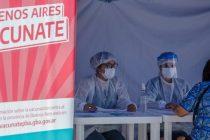 Más de 2900 personas ya fueron vacunadas en Olavarría