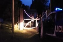 Desactivaron una fiesta en una quinta sobre Autopista Fortabat