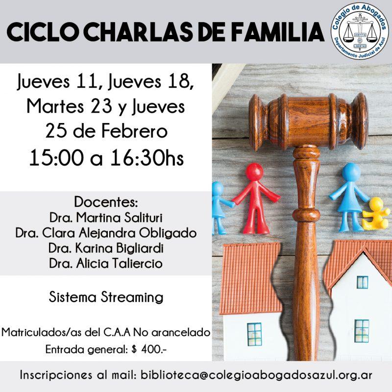 Derecho de las Familias