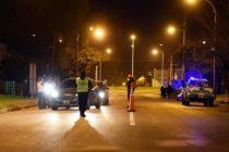 Operativos de control: 41 actas de tránsito, 6 retenciones de vehículos y 6 inspecciones en la nocturnidad