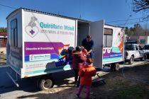 El Quirófano Veterinario Móvil estará en el Barrio CECO I