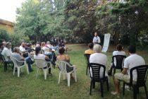 Charla debate sobre «Cooperativismo, servicios públicos y transparencia