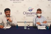 Este domingo Galli brindará una conferencia de prensa por la situación sanitaria local