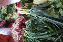 El domingo continúa la feria de verduras con precios populares