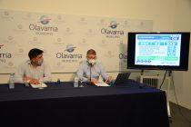 Galli anunció medidas restrictivas ante el aumento de casos de Covid-19