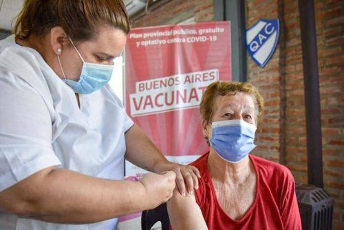 La Provincia superó los 2 millones de vacunados contra el coronavirus