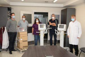 Nuevo equipamiento en el Hospital