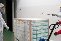 Ya se distribuyen en todo el país las 909.000 dosis de la vacuna Sinopharm