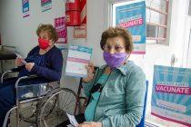 Olavarría superó las 10.000 personas vacunadas y continúa la inmunización a mayores de 70 años