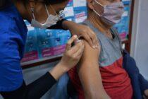 La Provincia avanza con la vacunación de los grupos priorizados