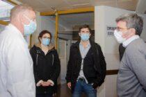 Adrián Gayoso: «Tenemos la necesidad de fortalecer la integración del sistema de salud»