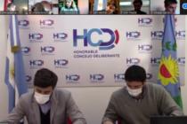Aprobaron un proyecto sobre un programa de acceso a lotes en la localidad de Colonia Hinojo
