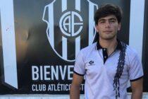 El palista Bruno Eyler  entrena para la selección nacional