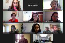 Comenzaron los encuentros de Sociales a la Carta de manera virtual