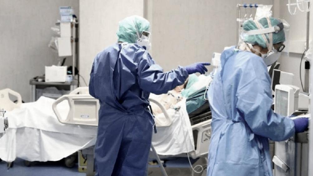 Otro día con más de 770 muertos y 31.137 nuevos casos en el país