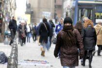 Desde la Provincia advierten que el frío puede generar una suba de casos