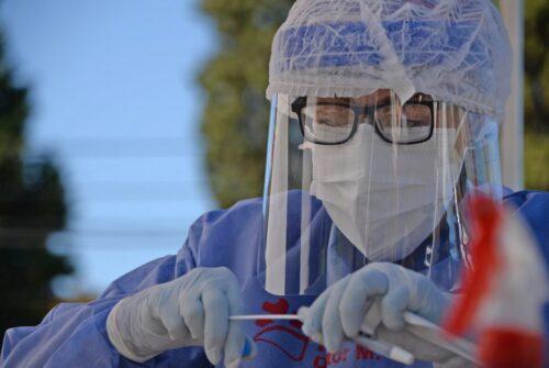 Informe Sanitario: Se registraron 45 casos positivos de coronavirus