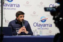 Este martes el Intendente Ezequiel Galli brindará una conferencia de prensa