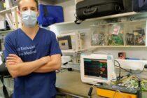 Gestión hospitalaria en tiempos de pandemia: graduado de la FIO trabaja en un sanatorio