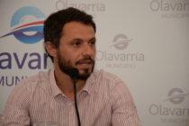 """Martín Endere: """"Las prioridades de la oposición no son las de los vecinos del Partido"""""""