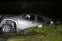 Olavarrienses sufrieron un accidente en la ruta 205