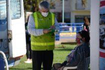 Se registraron sólo 3 casos positivos de coronavirus este sábado