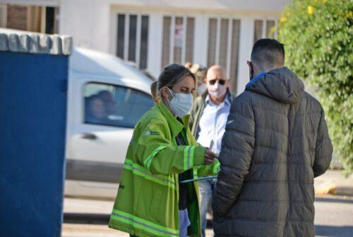 Informe Sanitario: Se registraron 24 casos positivos de coronavirus y 25 altas médicas