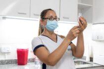 Se enviaron 299 mil turnos para recibir la segunda dosis de la vacuna Sinopharm