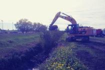 Se realizaron trabajos de limpieza desde Ruta Nacional Nº 226 y M. Lebensohn