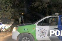Un allanamiento terminó con un policía fracturado: dos aprehendidos