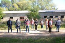 Aguilera anunció que la Provincia realizará la construcción del edificio propio para la escuela de Artes Visuales