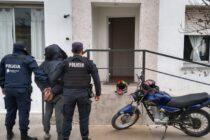 Circulaba en una moto con pedido de secuestro y fue aprehendido