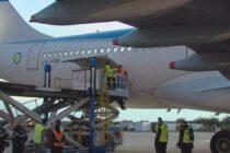 Con la llegada de otro vuelo, Argentina superó las 23,8 millones de dosis