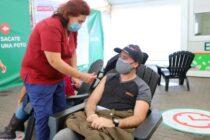 El 72% de la población bonaerense mayor de 20 años ya se registró para vacunarse