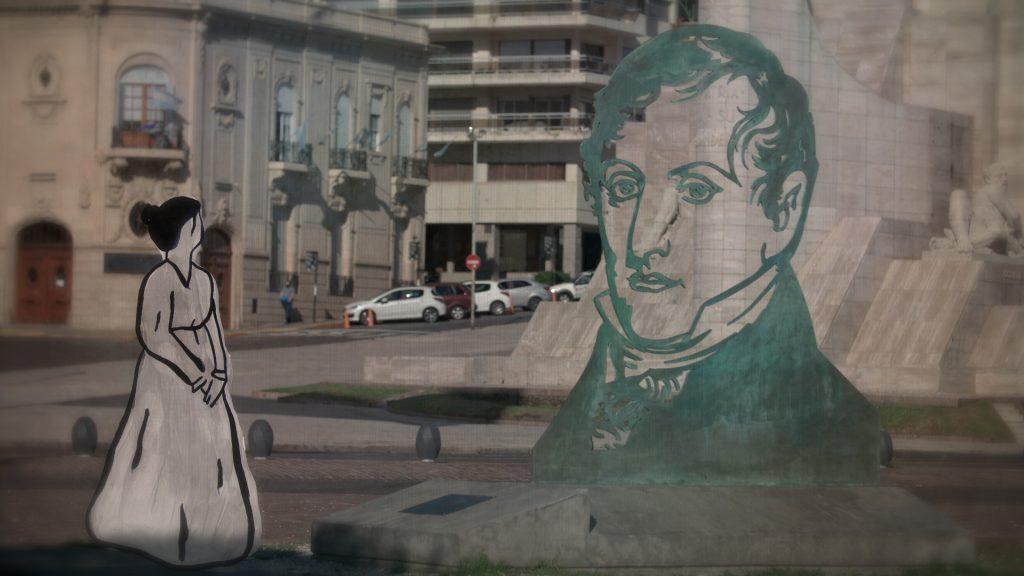 El retrato de Belgrano patrimonio