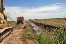 En Loma Negra se realizarán obras de limpieza de canales