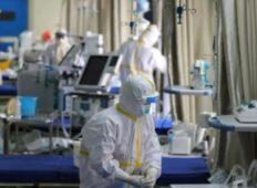 Hay 7.969 personas en terapia intensiva, cifra que aumenta todos los días en el país